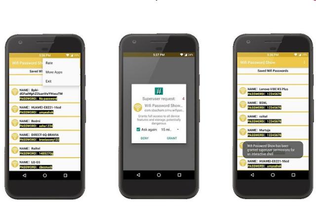Cara Melihat Kata Sandi Wi-Fi di Android 2