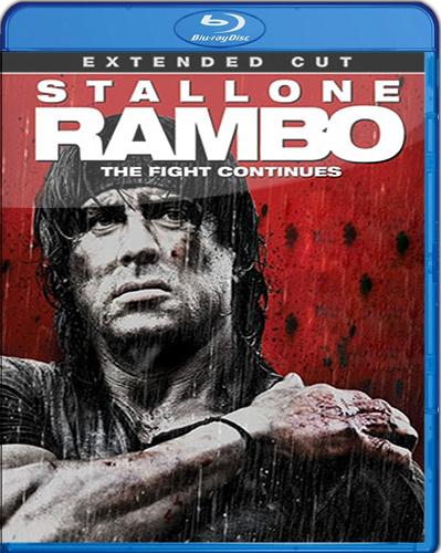 Rambo [2008] [Extended Cut] [BD25] [Subtitulado]