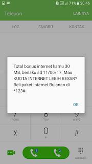 Cara Cek Paket Internet Im3