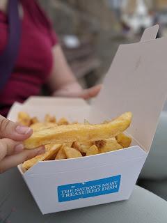 Gluten Free Chips from Lyme Regis