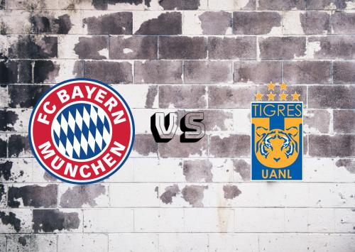 Bayern München vs Tigres UANL  Resumen y Partido Completo