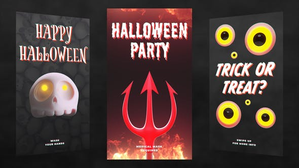 Halloween Stories Pack[Videohive][After Effects][29060313]