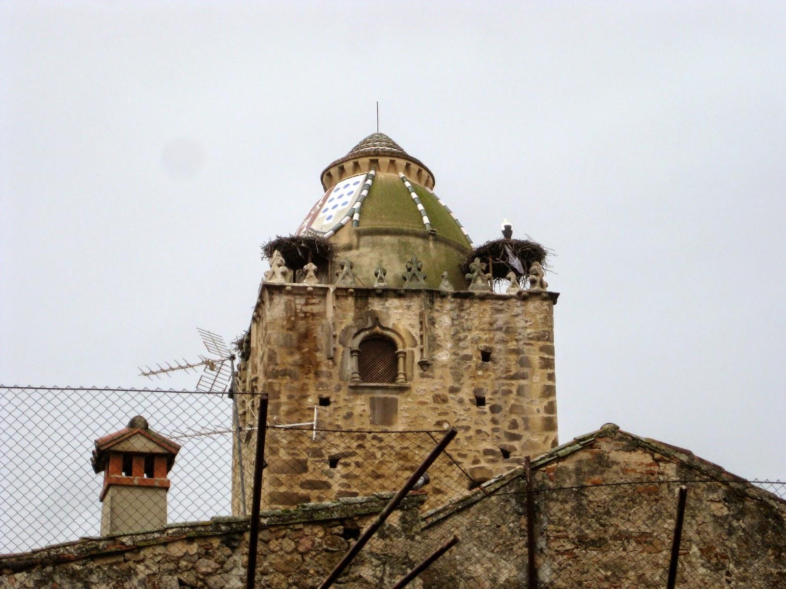 La Ruta de Isabel. Torre del Alfiler de Trujillo