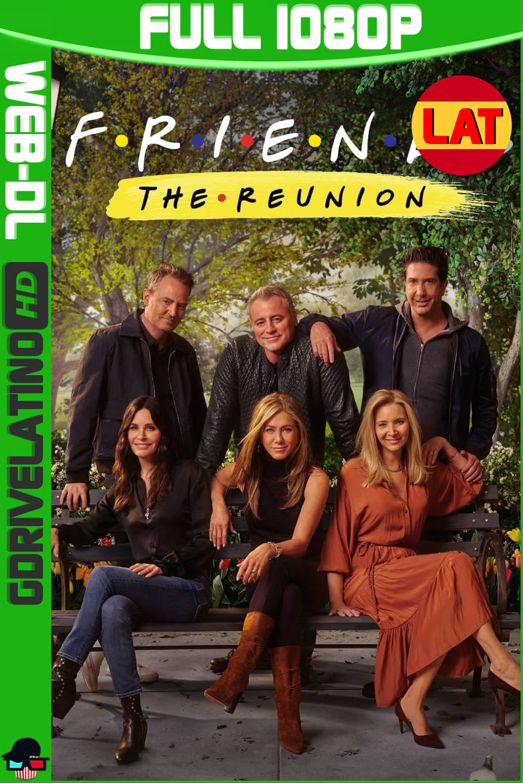 Friends: La Reunión (2021) HMAX WEB-DL 1080p Latino-Ingles MKV