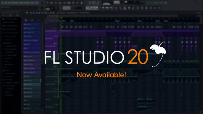 FL Studio Producer Edition 20.6.1 Build 1513 + patch (TORRENT/GDrive)