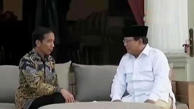 Jokowi-Prabowo Bisa Head to Head di Pilpres 2019