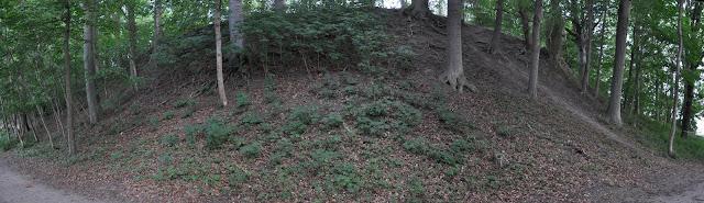 Garz - Korzenica - grodzisko wczesnośredniowieczne - stolica Ranów