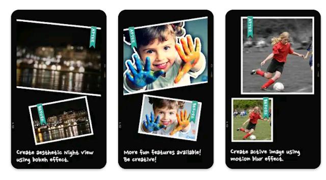 تطبيق فوكسAfterFocus لتصميم الصور باحترافية آخر إصدار للأندرويد.