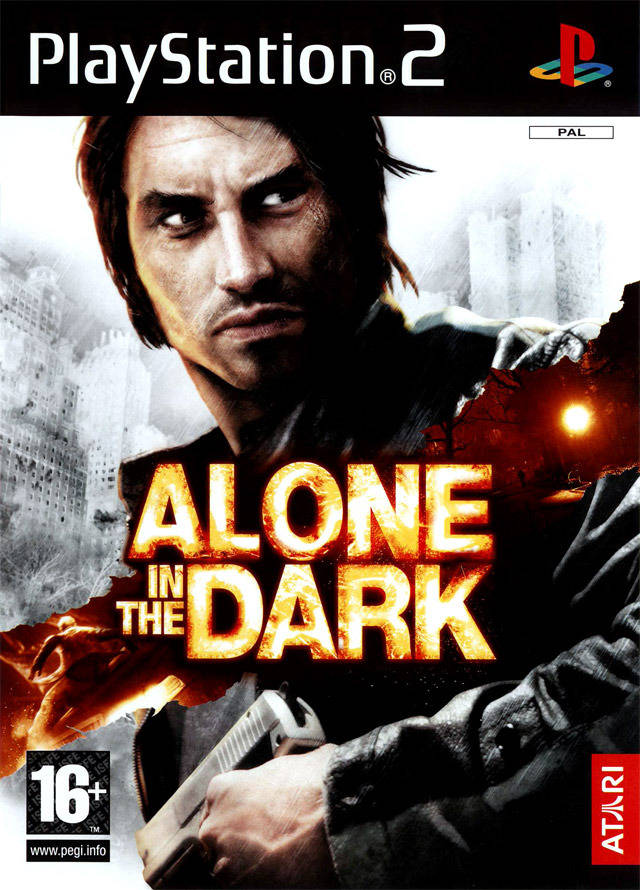 Alone in the Dark PAL PS2
