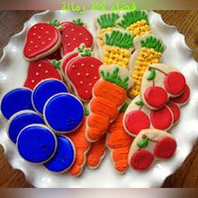 طريقة تحضير معجنات ملونة للاطفال / طبخ مغربي / حلويات مغربية