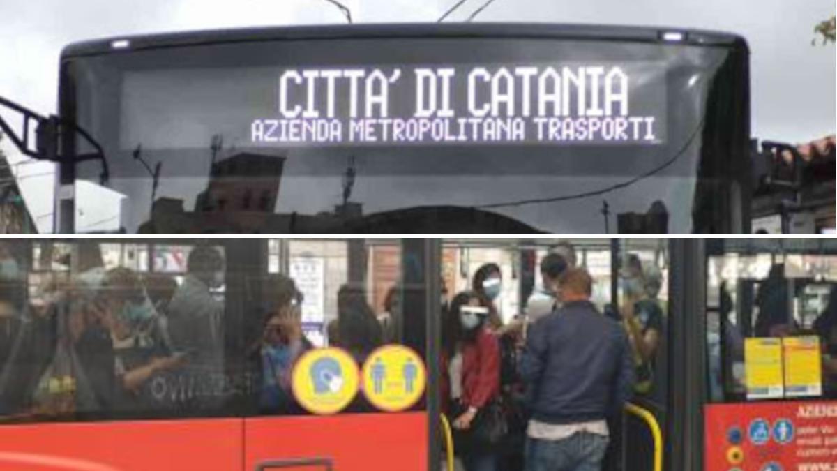 BRT5 AMT Comune di Catania