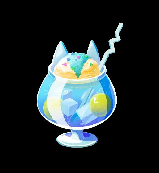 pachirisu  helado