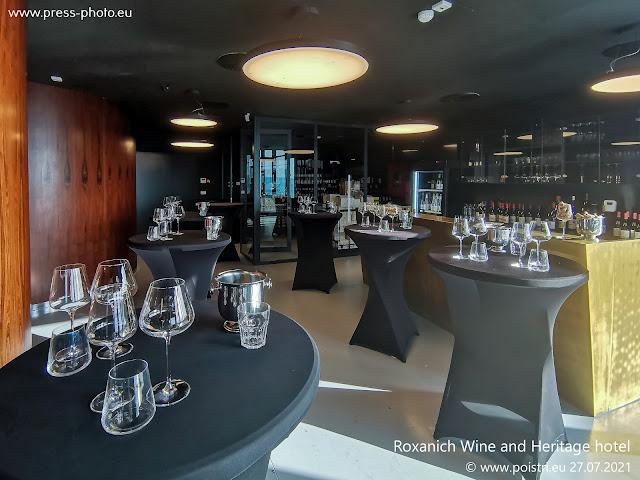 U posjeti: Vinarija Roxanich | Roxanich Wine and Heritage hotel 27.07.2021