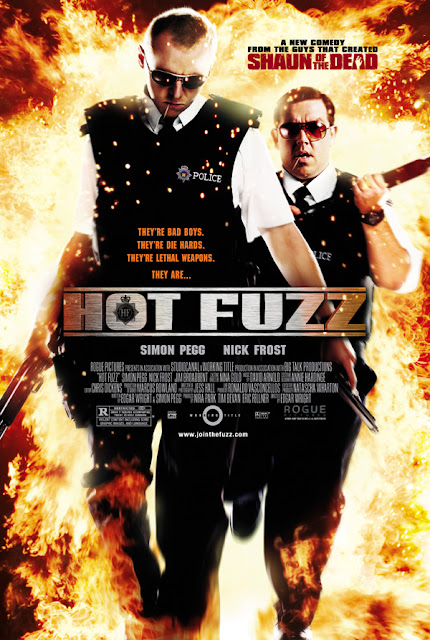 Hot Fuzz โปลิศ โครตเเมน
