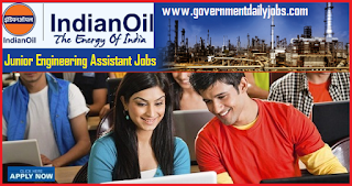 IOCL Recruitment 2019 Apply for 42 Junior Engineering Assistant Jobs