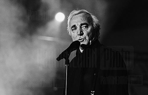 le luron aznavour, charles aznavour, hommage aznavour, duo aznavour, camarade aznavour, duo aznavour le luron, aznavour nous nous reverrons un jour ou l'autre