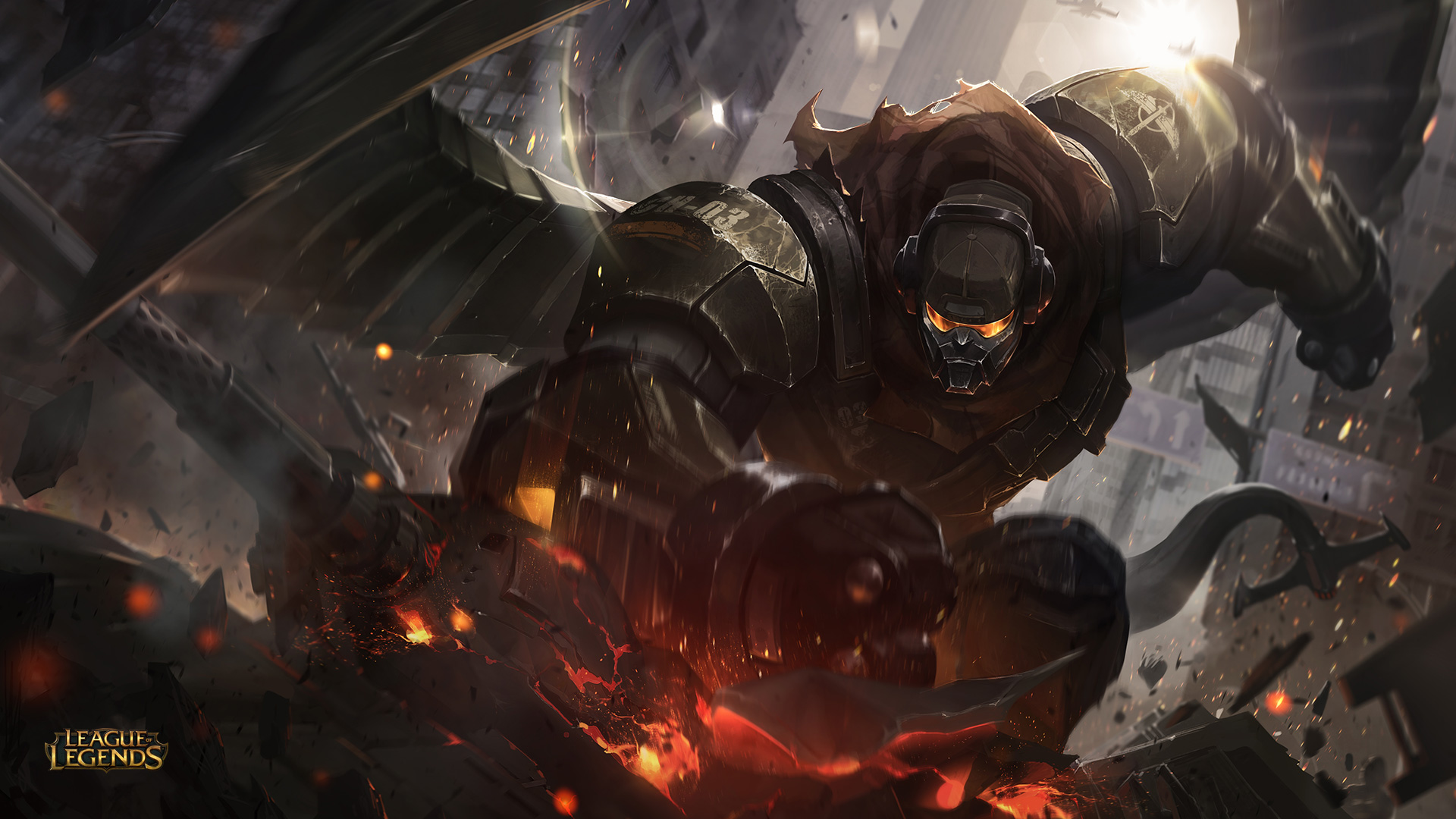 Surrender At 20 Champion Update Galio The Colossus