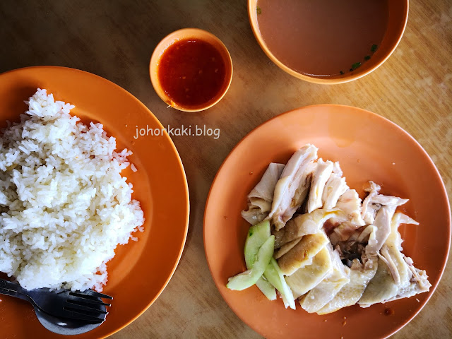 Restoran-MJ-Chicken-Rice-Perling-茗記正宗海南雞飯