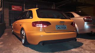 Audi A4 rebaixada