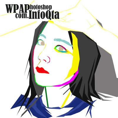 Teknik WPAP dengan Photoshop JFla