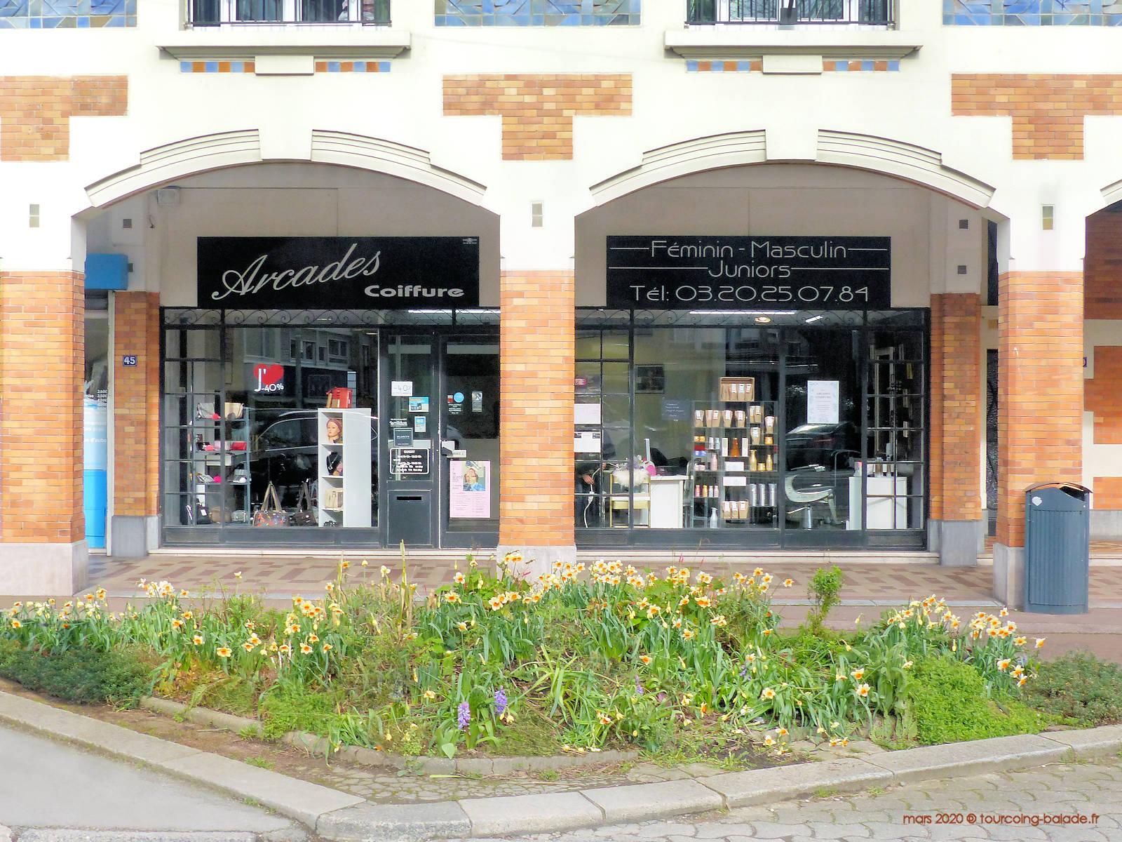 Salon de Coiffure - Arcades Coiffure, Tourcoing
