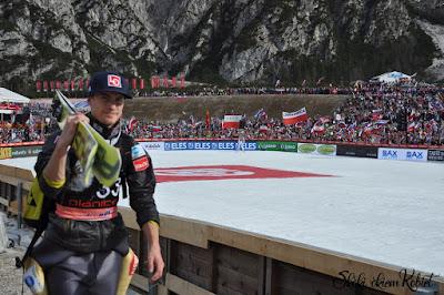 Bio numeru 3. z klasyfikacji generalnej Pucharu Świata