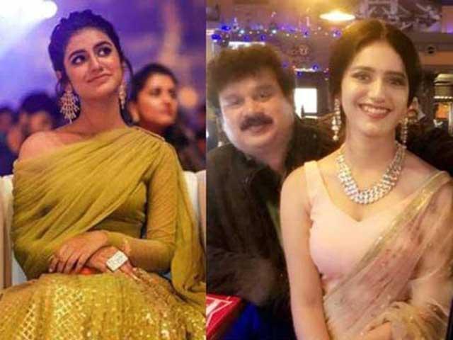 Priya Prakash Varrier is now Bollywood heroine