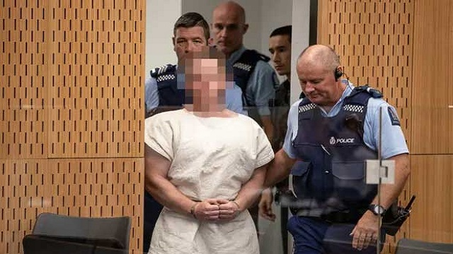 Christchurt: Suspected killer of 49 people who fired shot in two mosques, presented before court