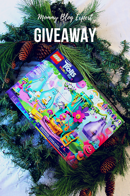 LEGO Trolls World Tour Building Set Giveaway