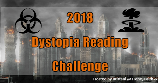 2018 Dystopia Reading Challenge: December Link-Up