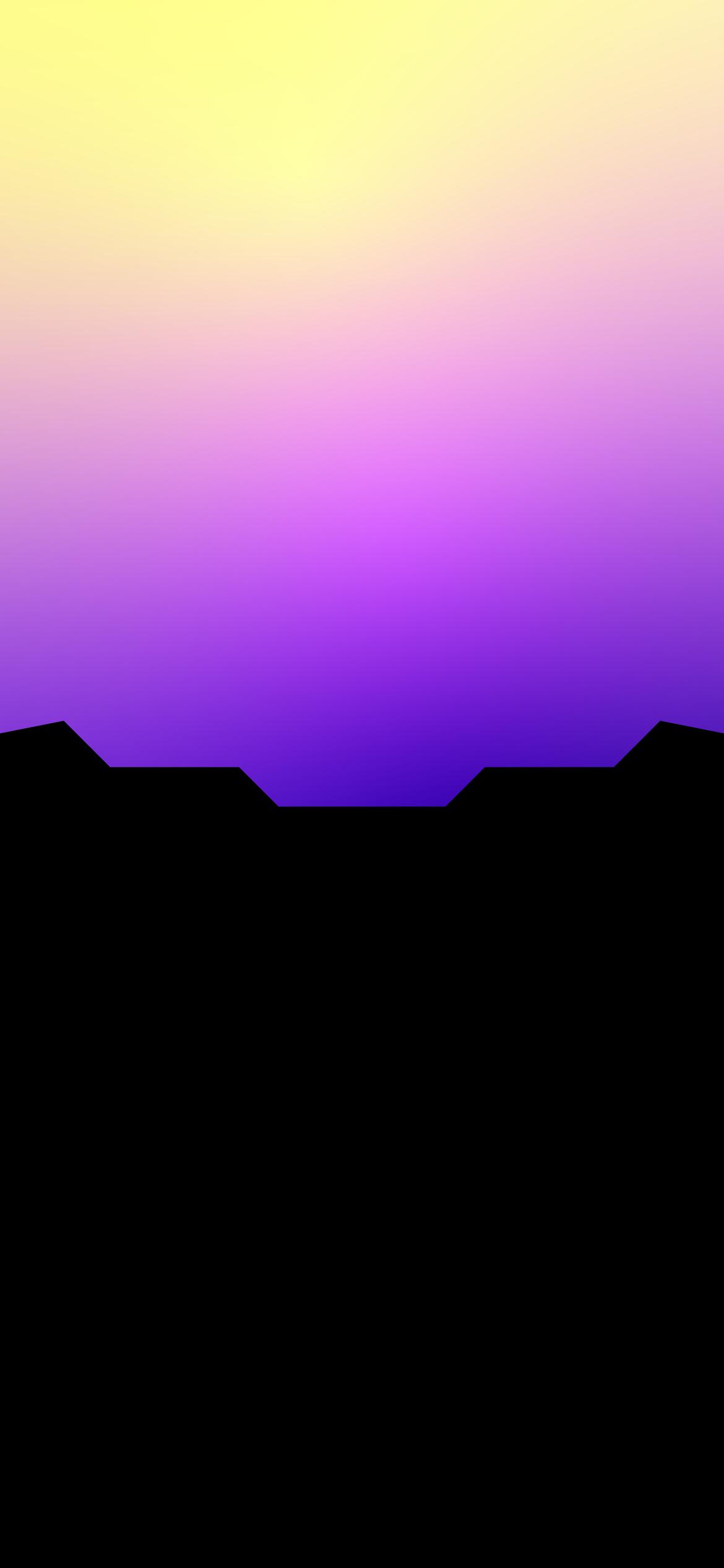 iphone 12 wallpaper oled gradient