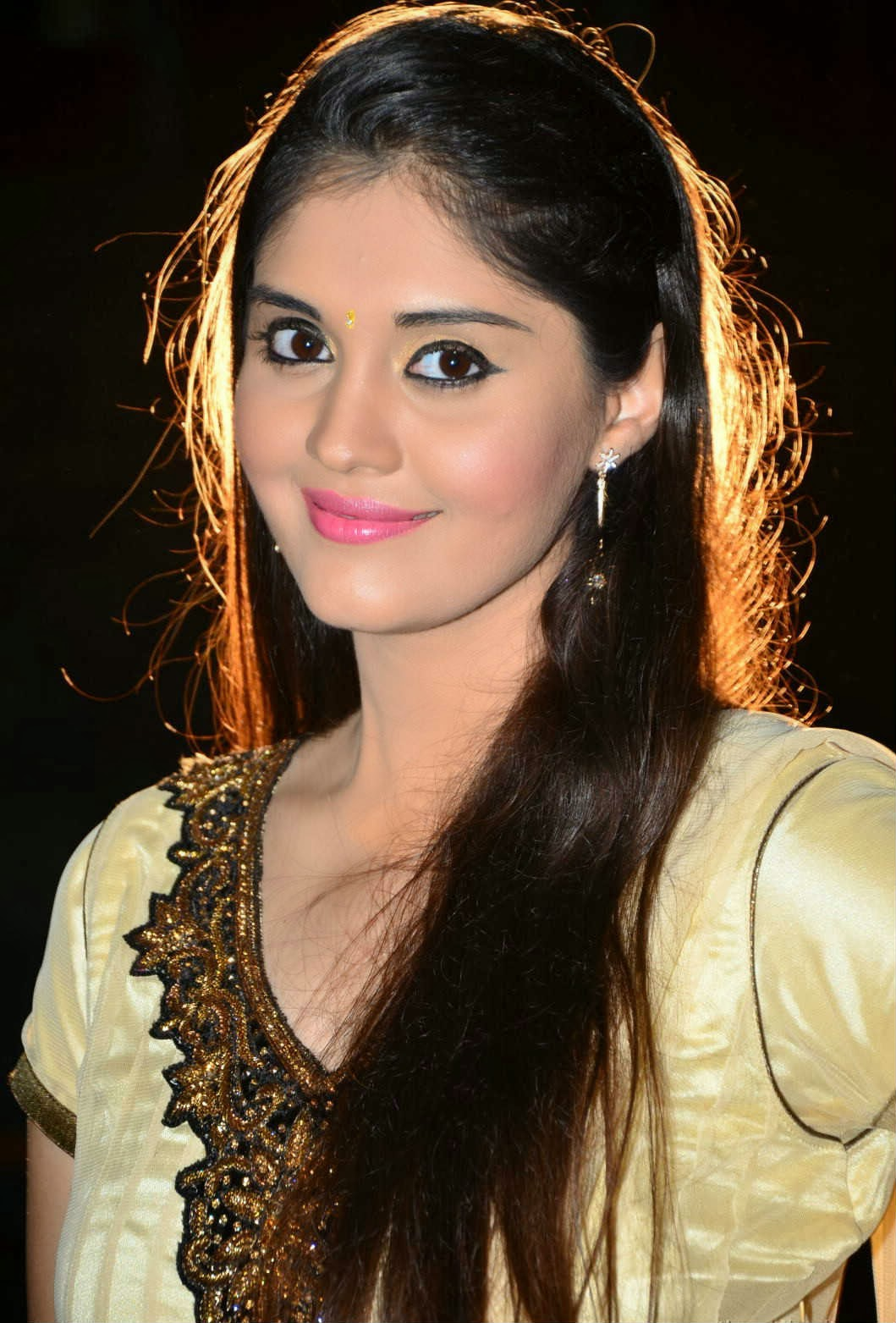 Actress Surabhi at Citizen Movie Music Launch