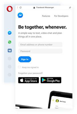 Sering Pakai WhatsApp Web? Kamu Harus Tahu Fitur Baru Browser Opera!