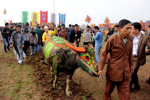 Tich Dien festival in Ha Nam province 2