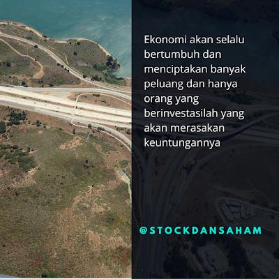 Korelasi ekonomi dan investasi