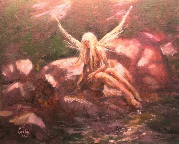 Современный бразильский художник. Carlos Esteban Resano Vasilchik 3