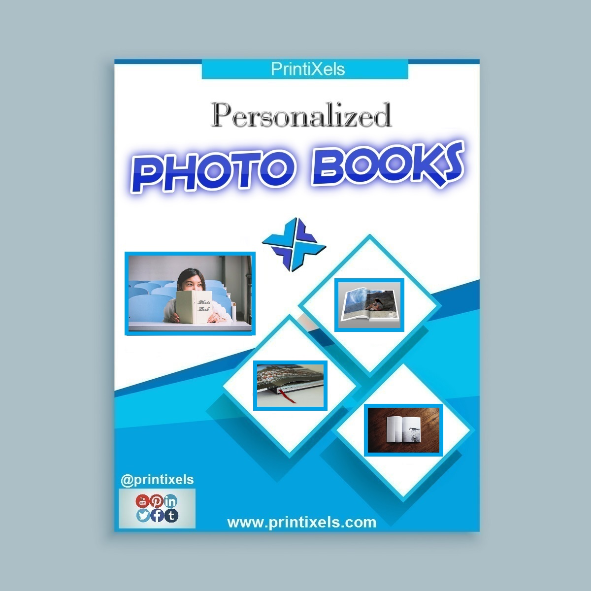 Personalized Photo Book Printing Services