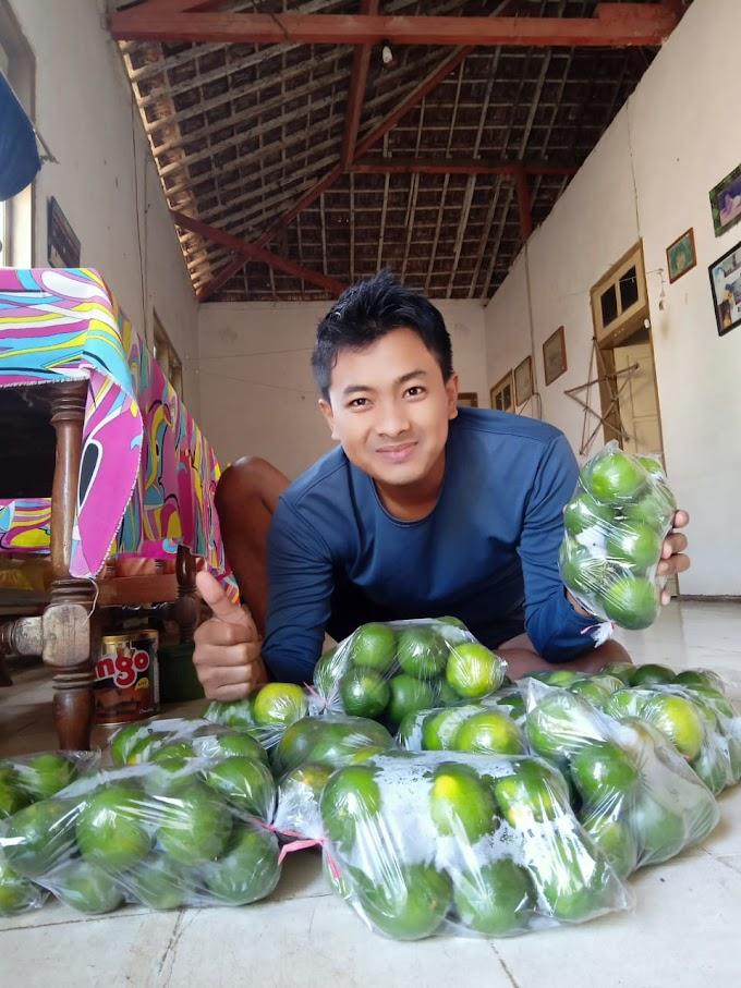 MC Manten: Sukses Bisnis Buah Saat Pandemi Mewabah, Simak Ceritanya