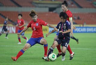 Nhận định Nữ Hàn Quốc vs Nữ Nhật Bản