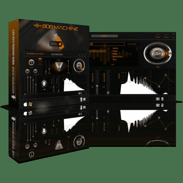 Studio Trap 808 Machine v1.0.0 Full version