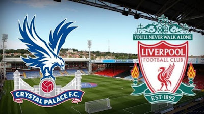 Live Streaming Crystal Palace vs Liverpool EPL 23.11.2019