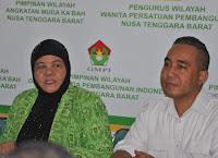 Daftar Pertama di PPP, Warti'ah Puji Mori Hanafi