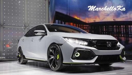 Spesifikasi Serta Harga Honda Civic Hatchback Turbo