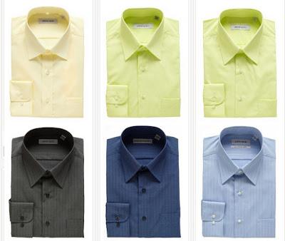 Camisas baratas de Pierre Cardin