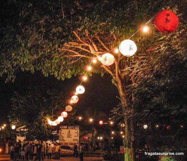 Festival Japonês em Salvador