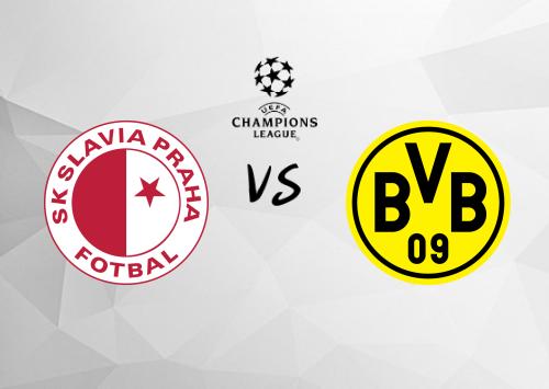 Slavia Praha vs Borussia Dortmund  Resumen y Partido Completo