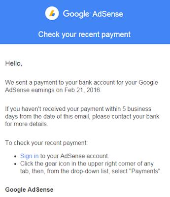 komisen google adsense