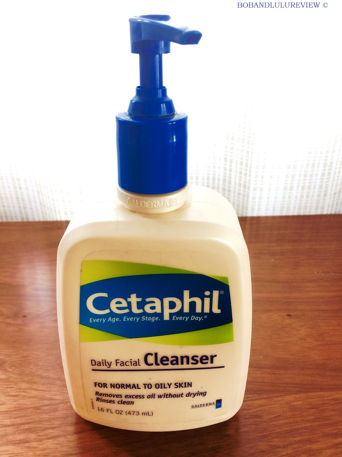 Bob And Lulu Review Cetaphil Daily Face Cleanser Oily Skin 125 Ml