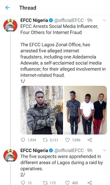 image result for adeherself arrested for fraud
