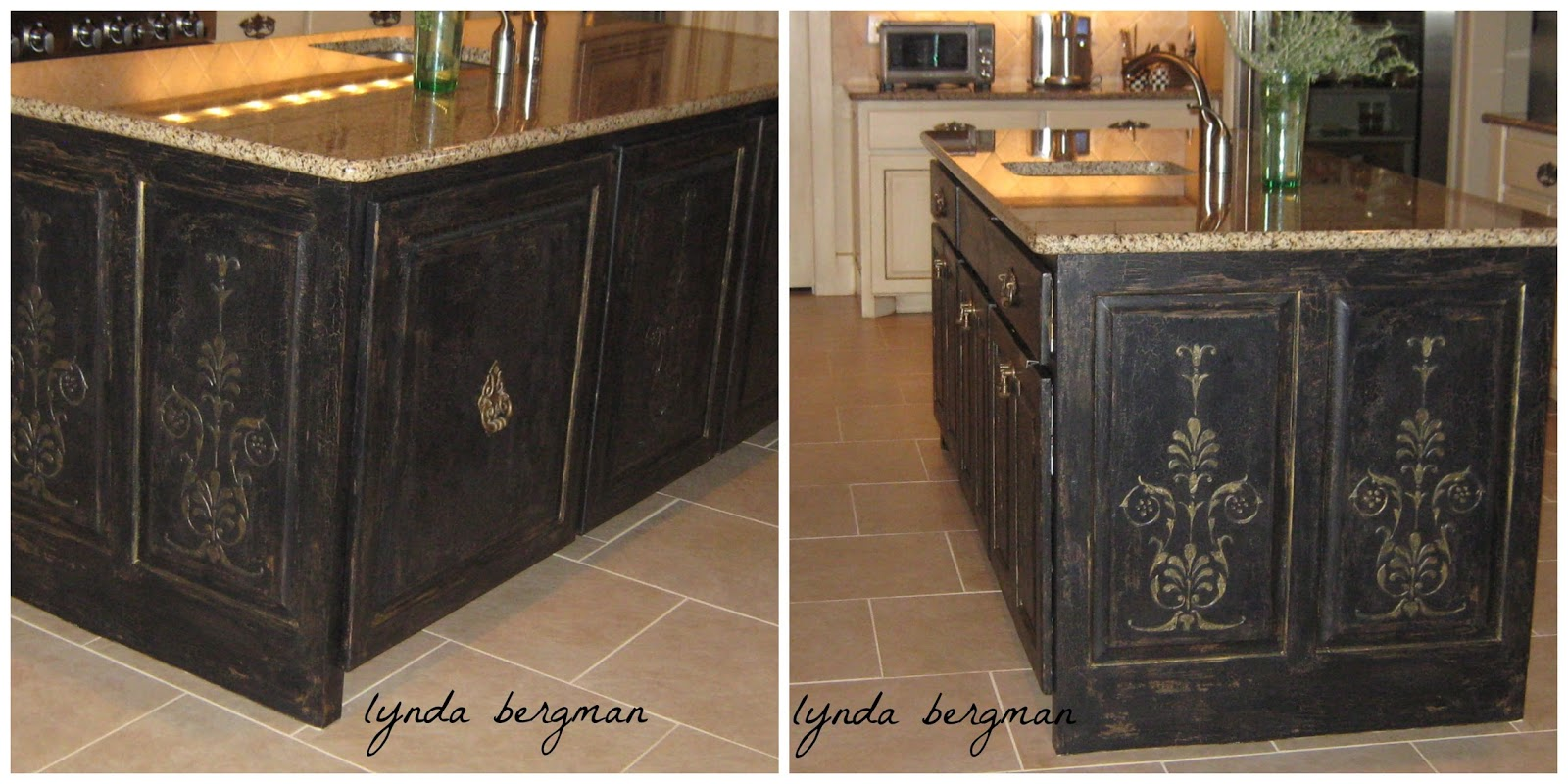 Kitchen Cabinet Doors Meet In The Middle